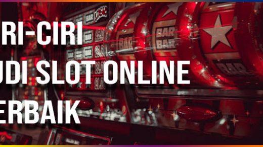Ciri-ciri Judi Slot Online Tergacor